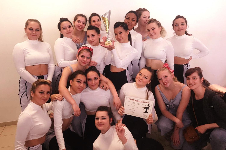 Concours danse 77