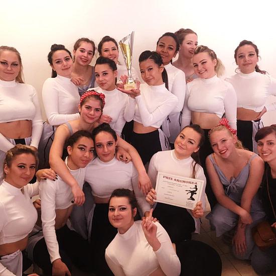 Classes concours danse 77